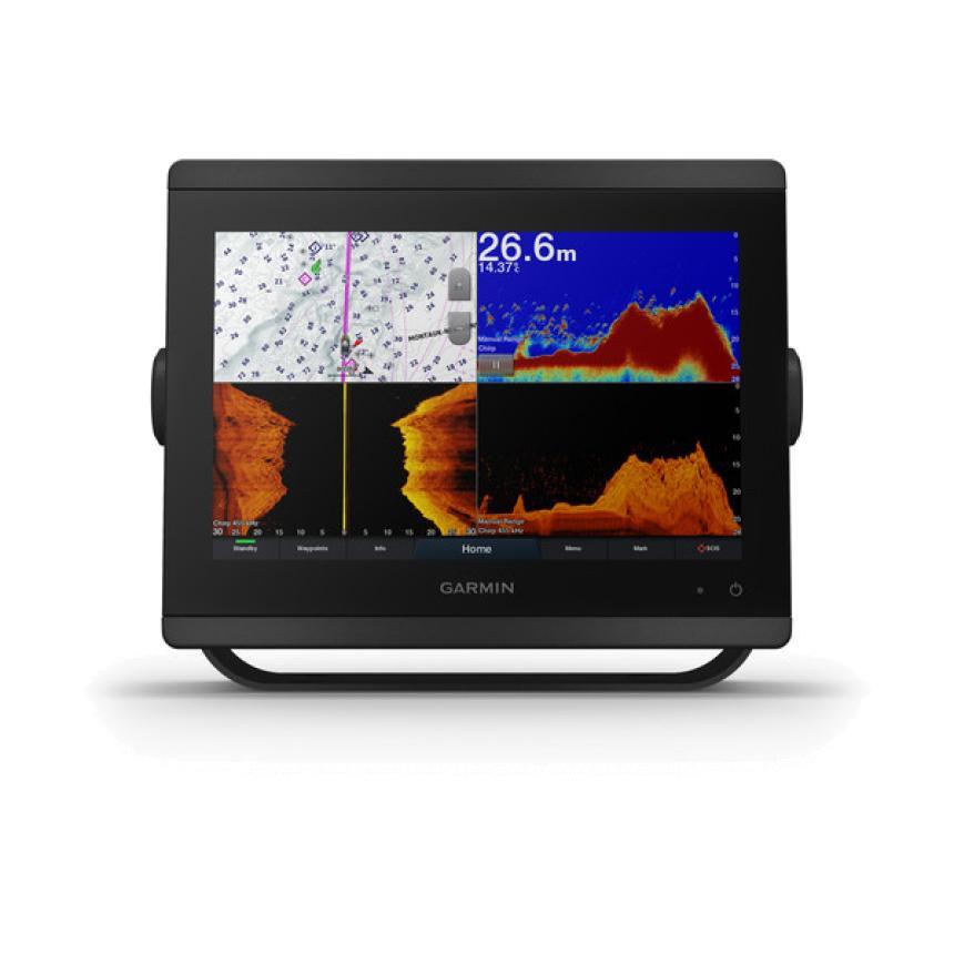 Картплоттер-эхолот Garmin GPSMAP 8410xsv без трансдьюсера