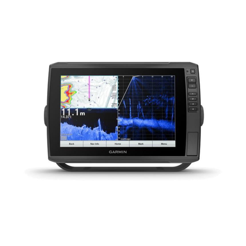 Картплоттер Garmin Echomap Ultra 102sv с трансдьюсером GT54