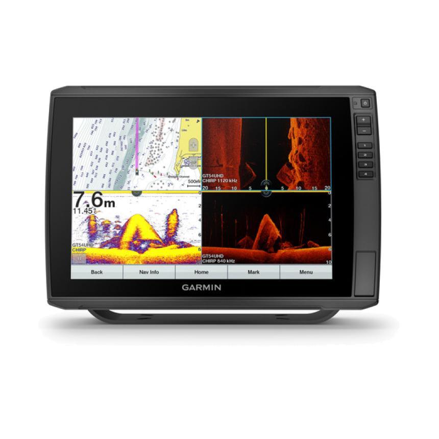 Картплоттер Garmin Echomap Ultra 122sv WW w/o XDCR