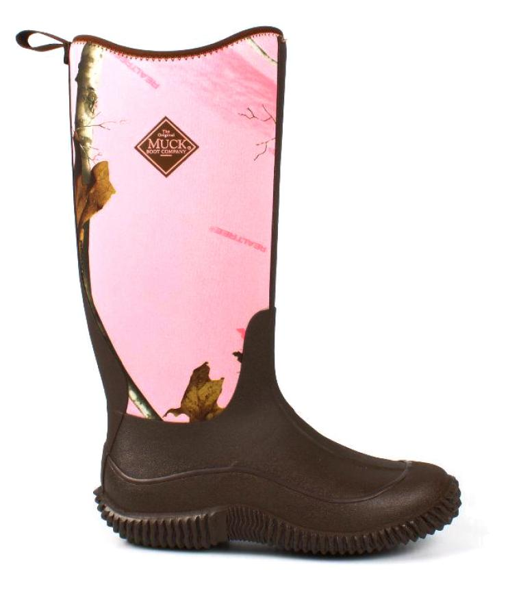 Сапоги Muck Boots HAW-4RAP Womens Hale 7 38 Camo