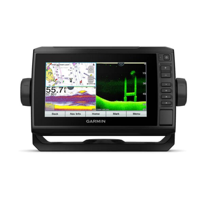 Картплоттер Garmin Echomap UHD 72cv WW w/o xdcr