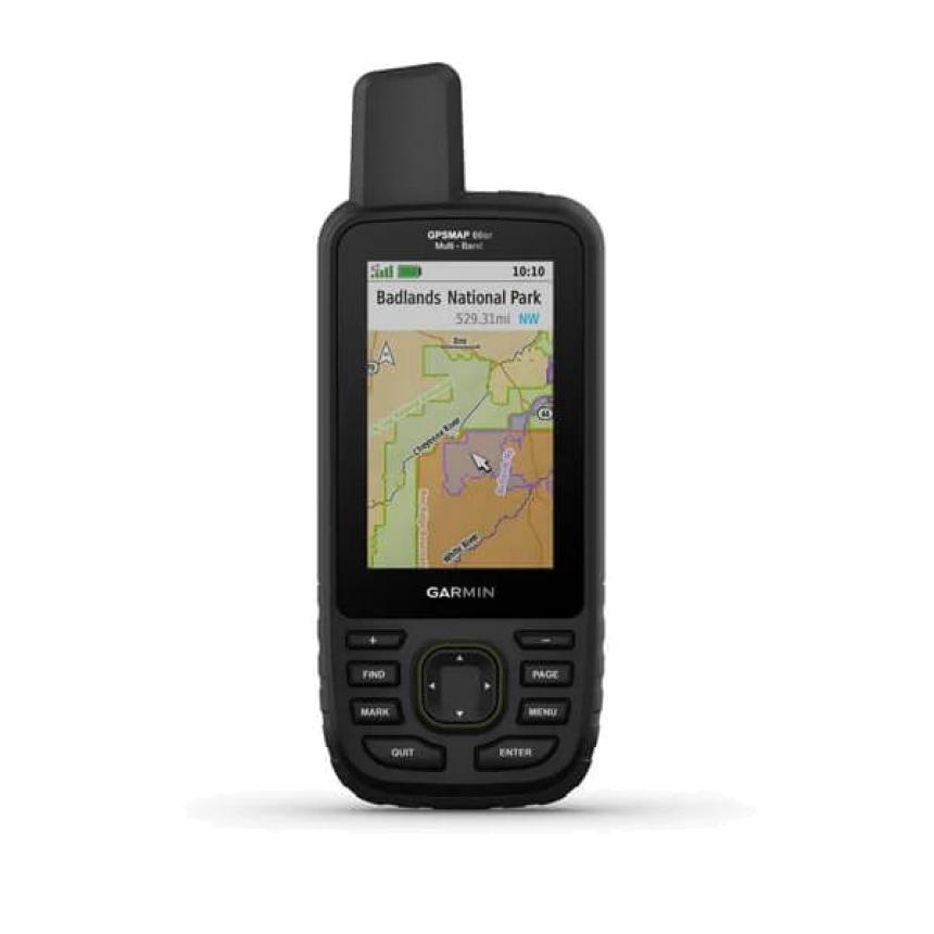 Навигатор Garmin GPSMAP 66sr Multi-Band Russia