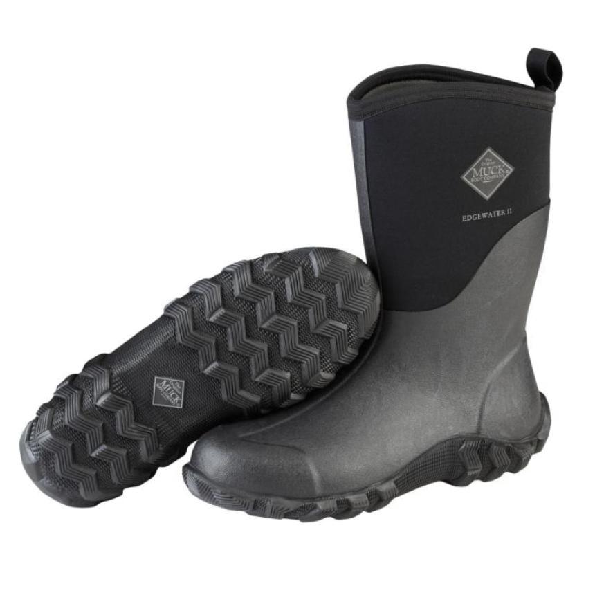 Сапоги Muck Boots Edgewater II Mid 12 Black