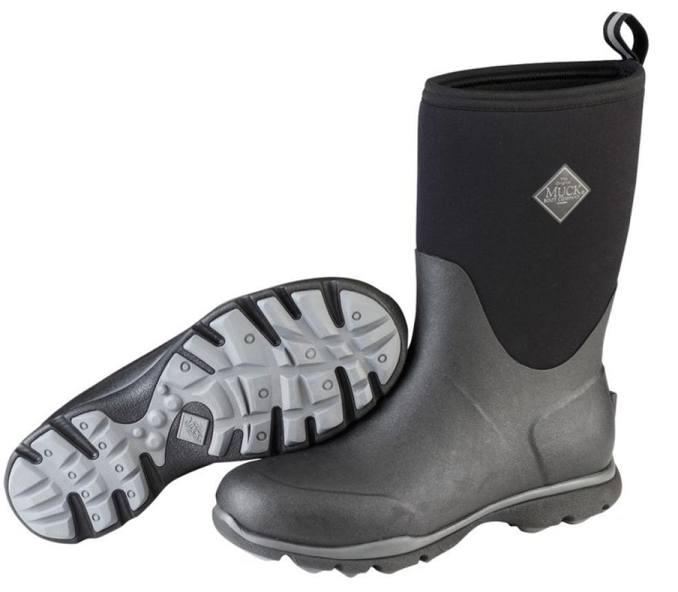 Сапоги Muck Boots Arctic Excursion Mid 13 47 черный