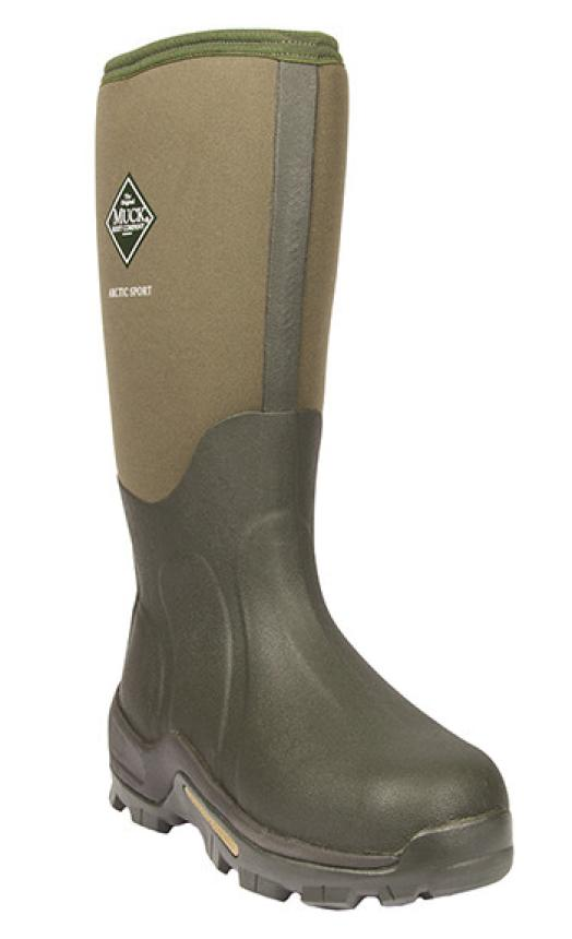 Сапоги Muck Boots Arctiс Ice Tall 9