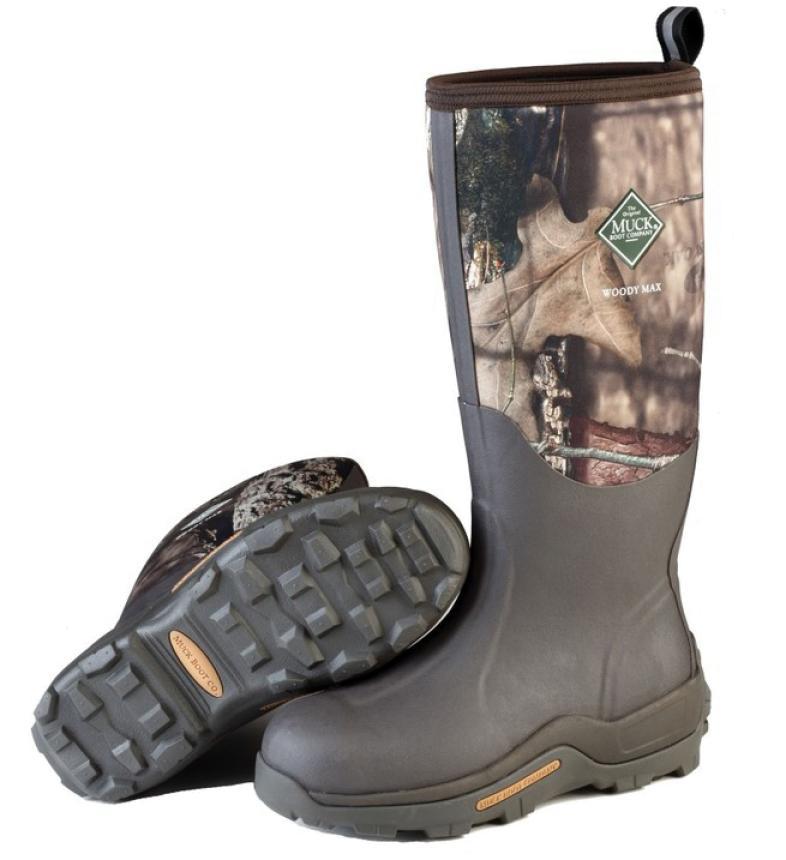Сапоги Muck Boots Woody Max Мост 12