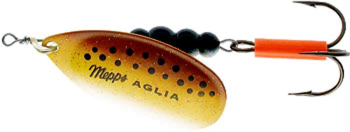Блесна Mepps Aglia Trout №5 Brown