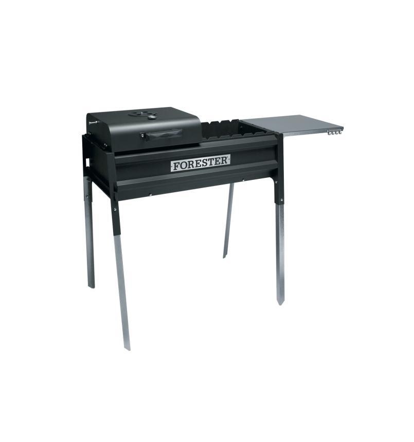 Термо-гриль Forester с крышкой и столом