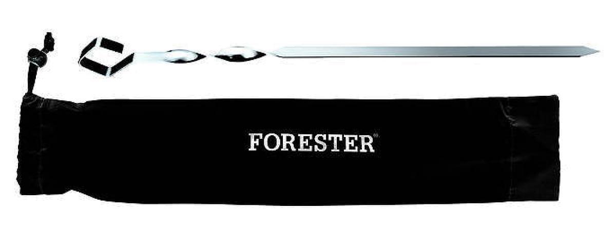 Набор шампуров Forester Mobile 45см в чехле