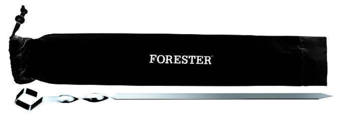 Набор шампуров Forester Mobile 55см в чехле