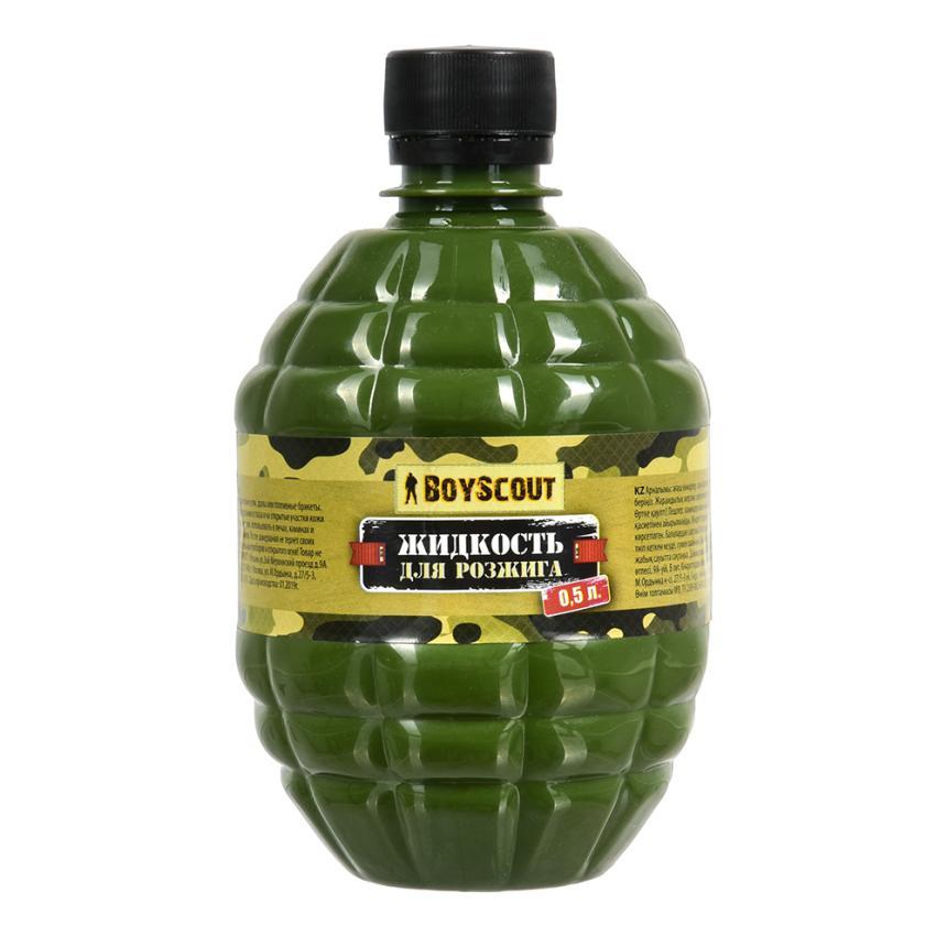 Жидкость для розжига Boyscout 0,5л
