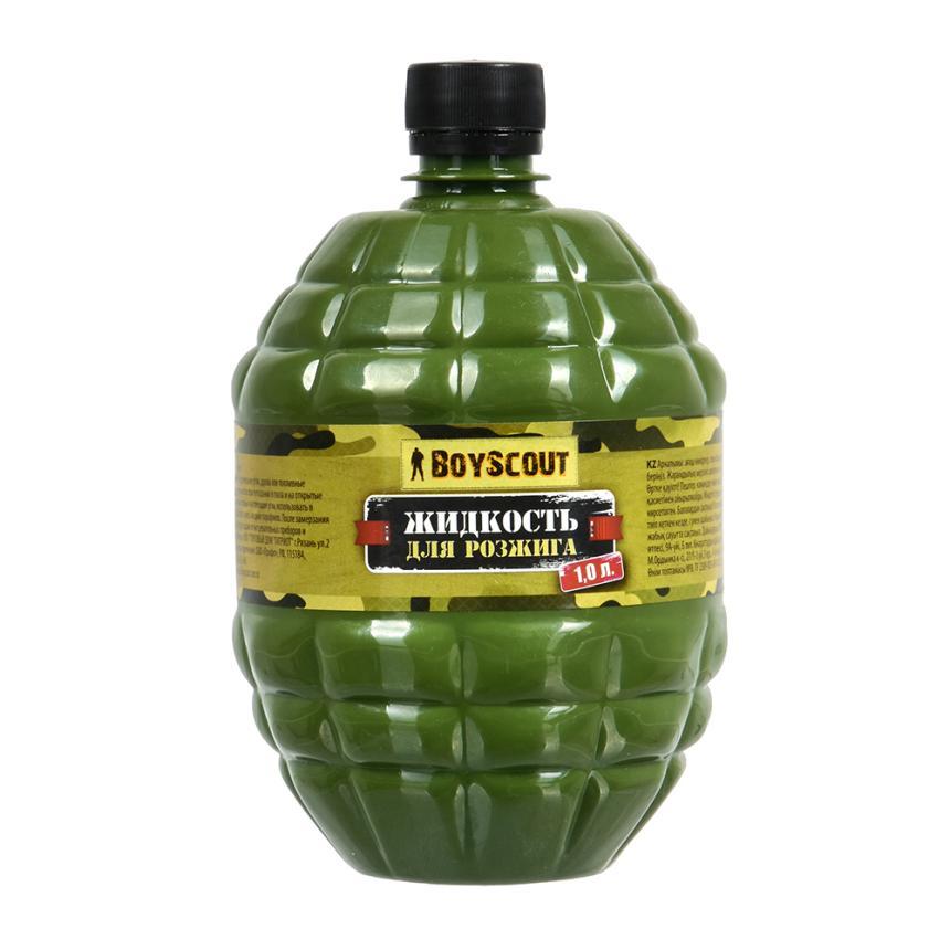 Жидкость для розжига Boyscout 1л