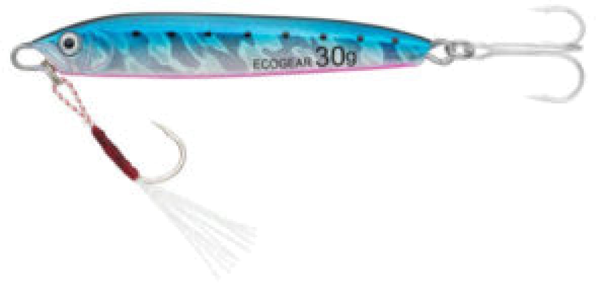 Блесна Ecogear Teibo Jig II 20гр TJ207