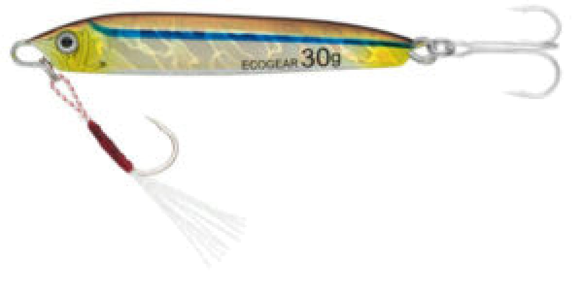 Блесна Ecogear Teibo Jig II 30гр TJ208