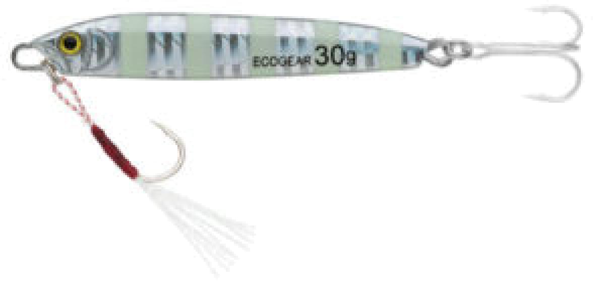Блесна Ecogear Teibo Jig II 30гр TJ211