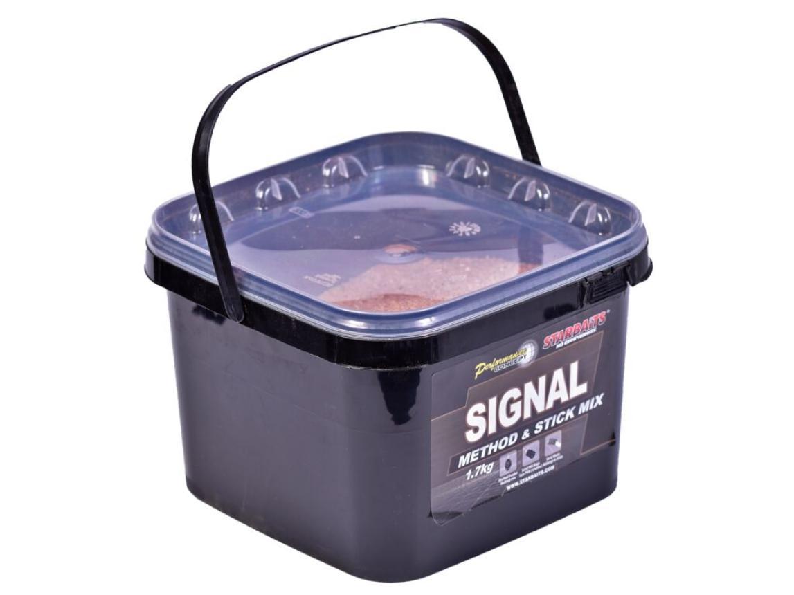 Прикормка Starbaits Performance Concept Signal Method/Stick Mix 1,7кг