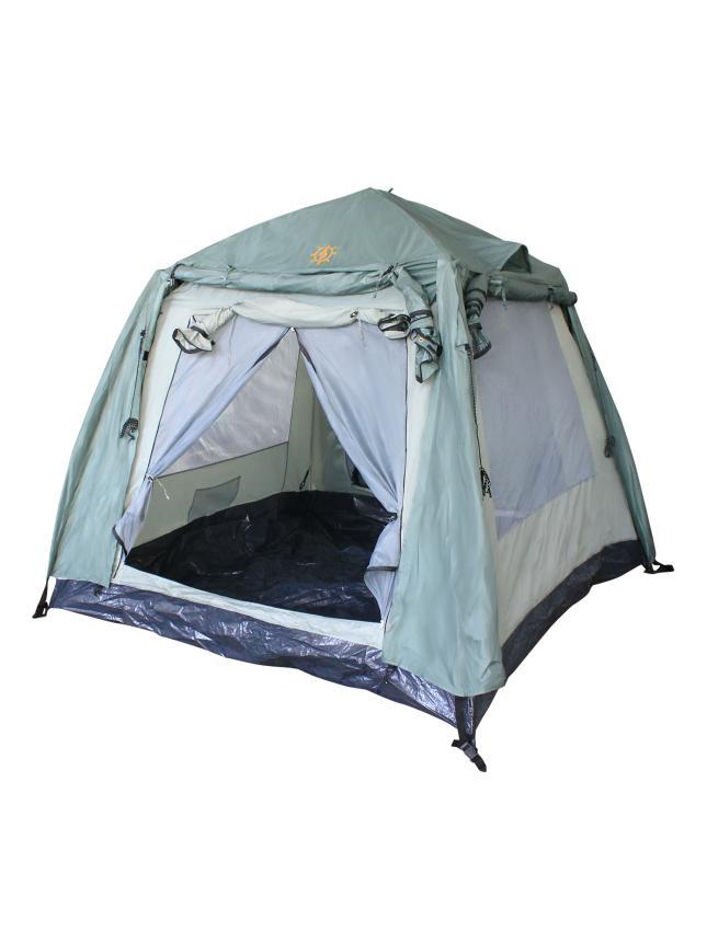 Палатка кемпинговая Woodland Solar Traveler 3
