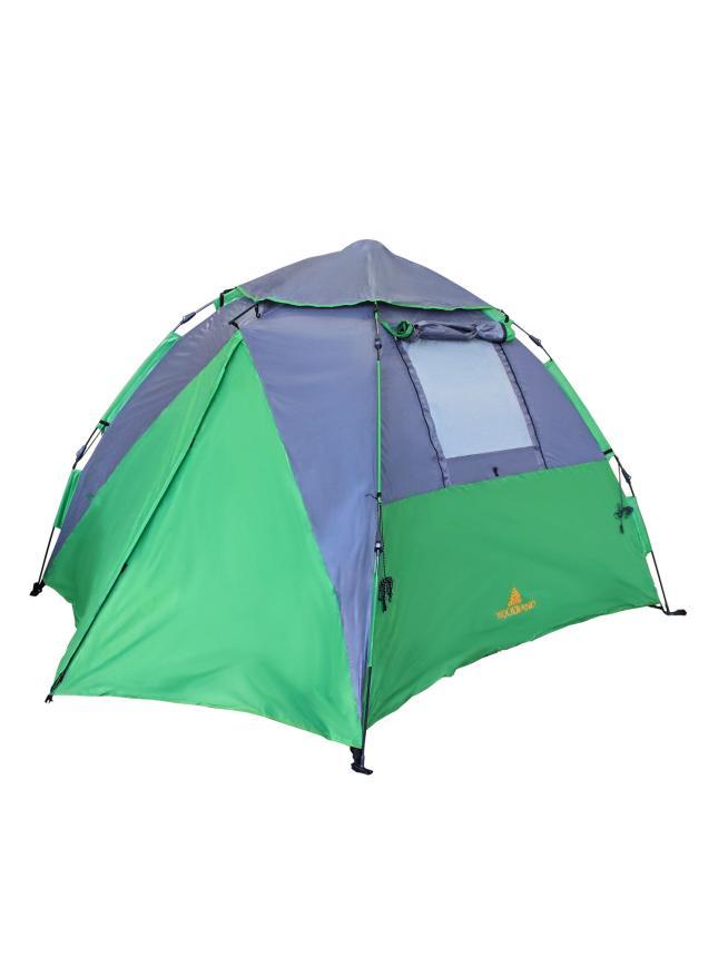 Палатка туристическая Woodland Solar Auto 3