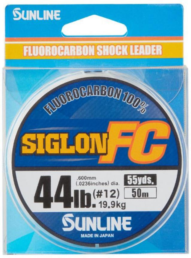 Флюорокарбон Sunline Siglon FC 2020 50м 14.0 0,630мм