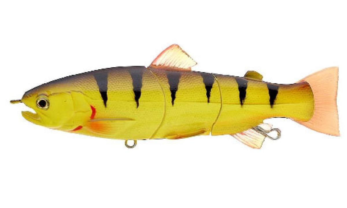 Воблер Lucky Craft Real California 110 Supreme Tiger Perch 806