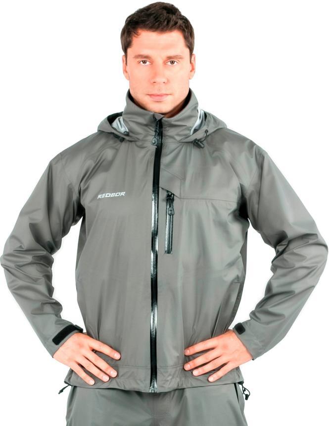 Куртка Redbor A Linea L Castor Gray