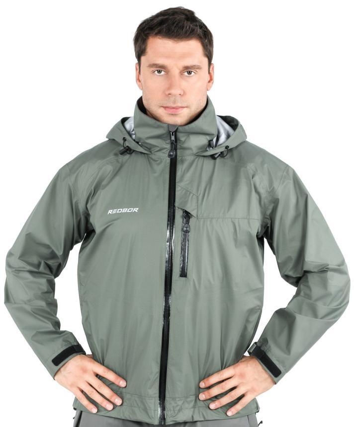 Куртка Redbor A Linea XL Gunmetal