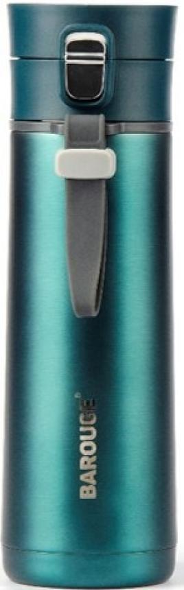 Термобутылка Barouge BT-005 480мл темно-бирюзовый