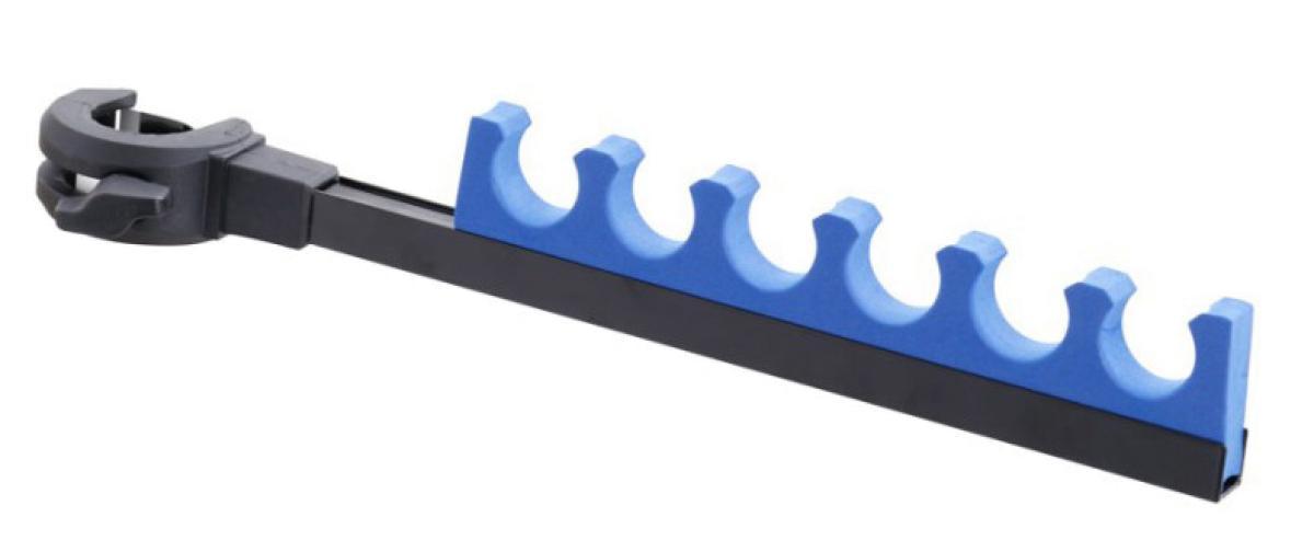 Гребенка с креплением для платформы Flagman 6 holes Eva rod rest D36мм