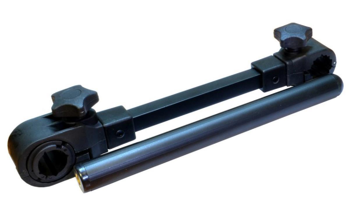 Держатель удилища Flagman Feeder Arm 30см коннектор 25,30мм