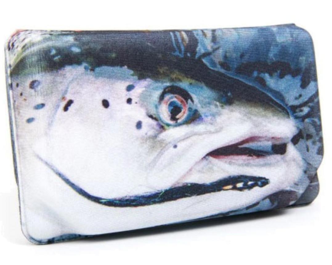 Коробка Guideline Salmon Slim Foam Fly Box Large