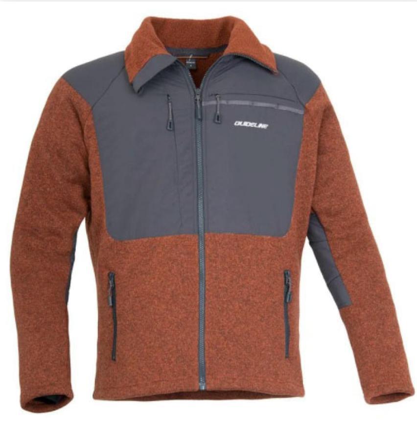 Куртка Guideline Alta Fleece M Brick