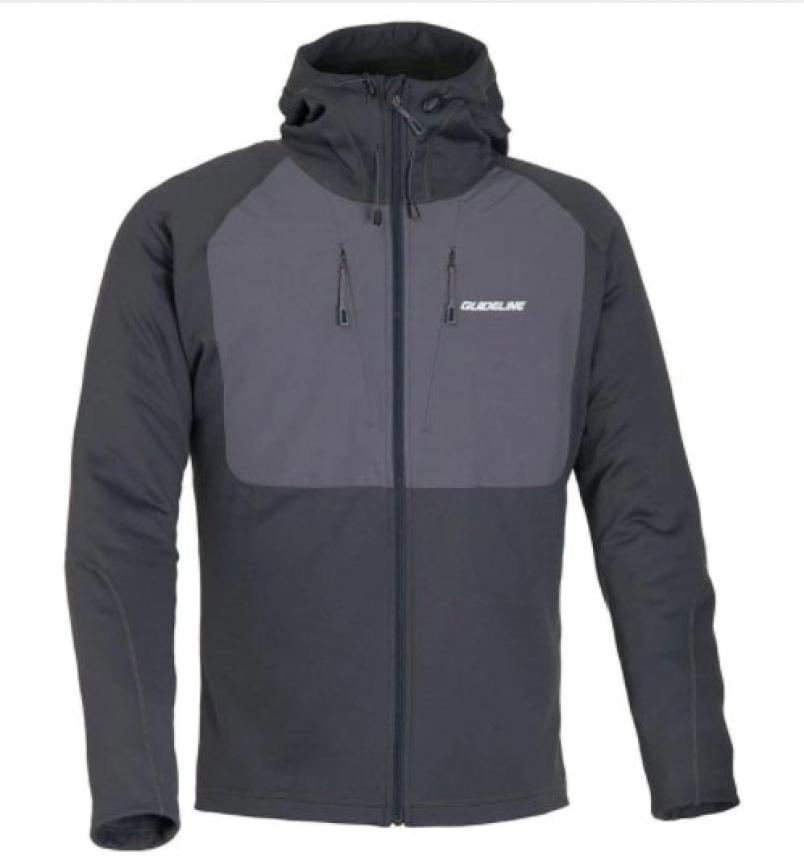 Куртка Guideline Alta Hood L graphite