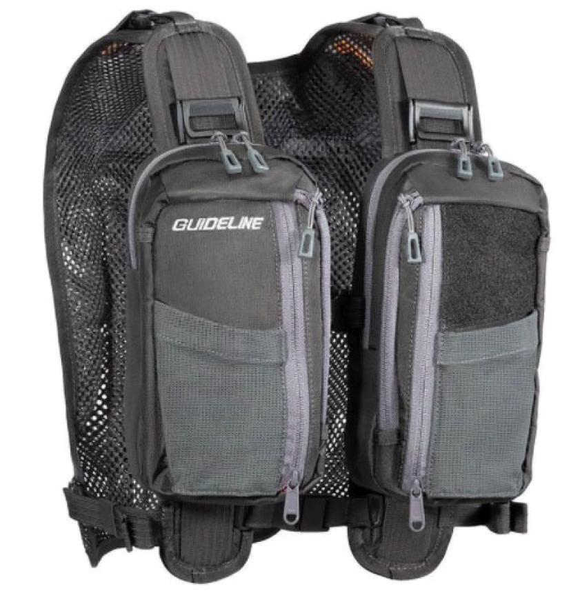 Жилет Guideline Experience DW Vest One Size - Graphite