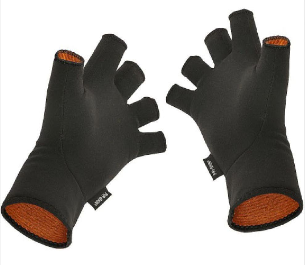 Перчатки Guideline Fir-Skin Wind Proof Gloves XXL Black