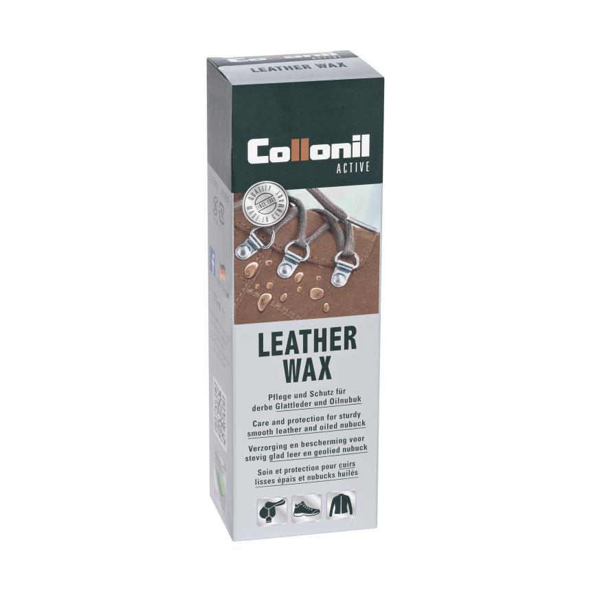 Крем для ухода за горными и походными ботинками Collonil Leather Wax 75мл