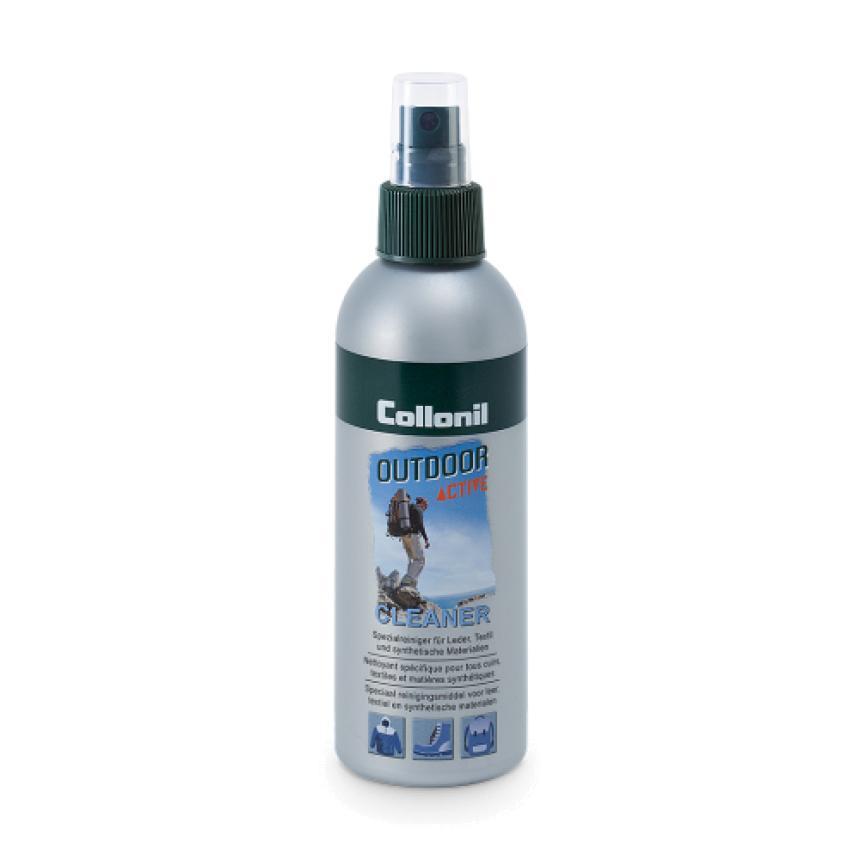 Спрей-очиститель для одежды и обуви Collonil Cleaner 200мл