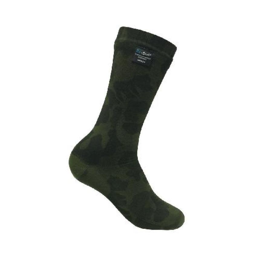 Носки водонепроницаемые DexShell Camouflage S