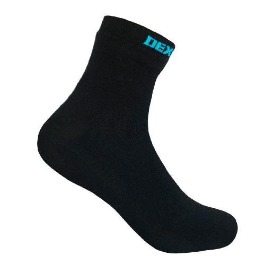 Носки водонепроницаемые DexShell Thin L черный