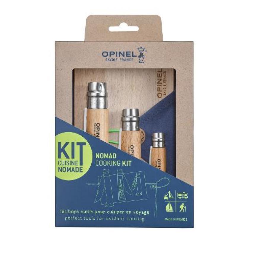 Набор ножей Opinel Outdoor из 3 штук