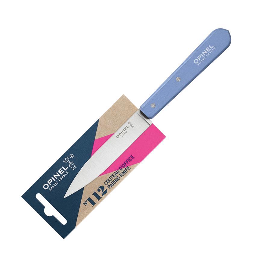Нож Opinel №112 голубой