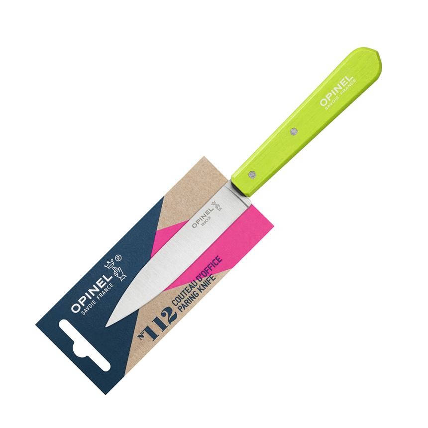 Нож Opinel №112 зеленый