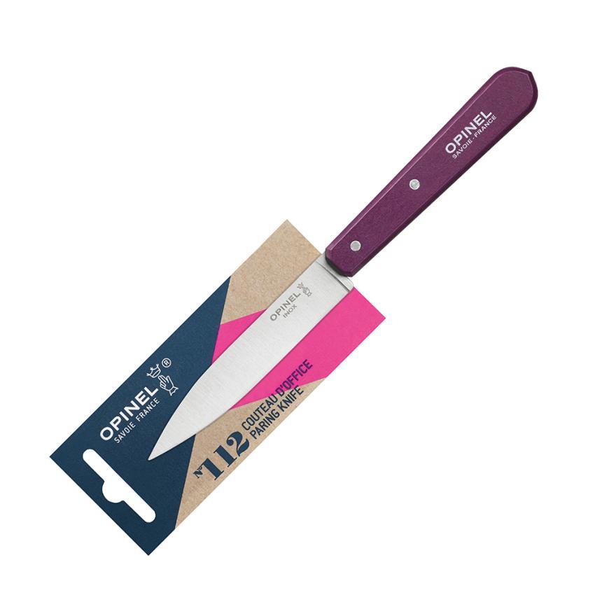 Нож Opinel №112 сливовый
