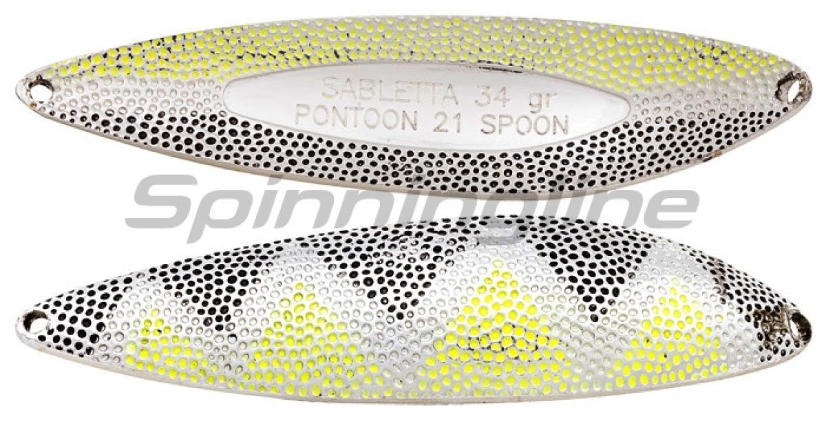 Блесна Pontoon21 Sabletta 94 38гр S48-804