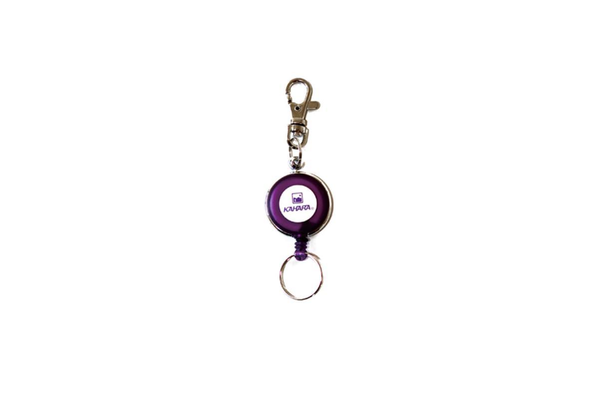 Ретривер Kahara Pin on reel (ring type) Purple