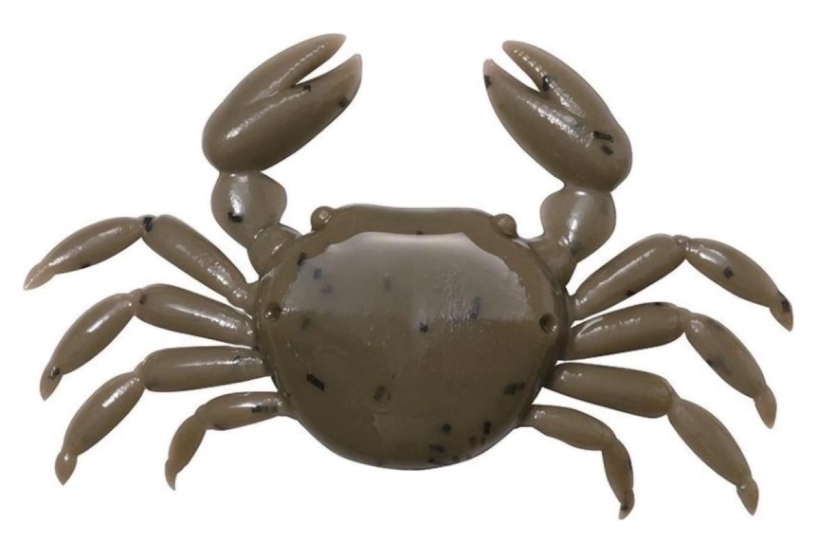 Приманка Marukyu Power Crab L Brown