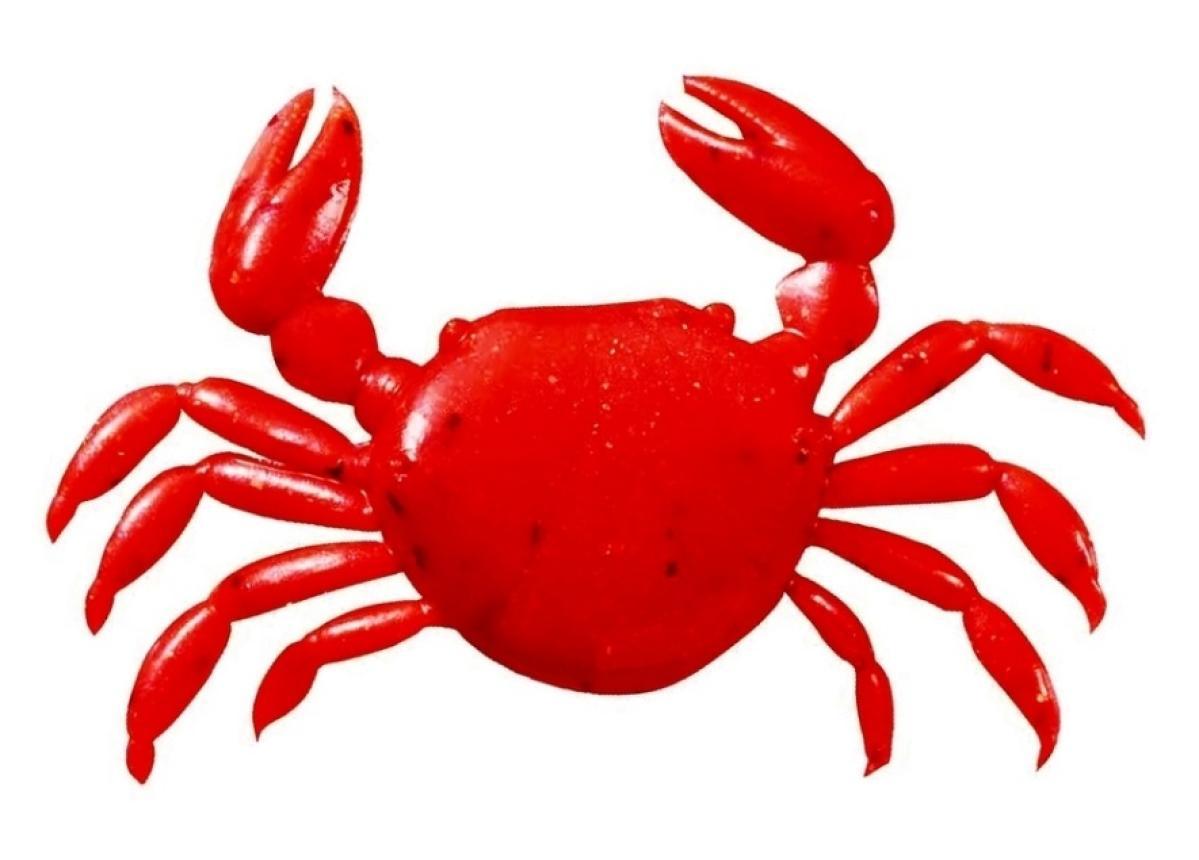 Приманка Marukyu Power Crab L Red