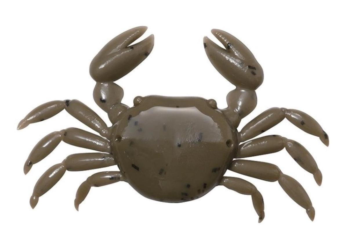 Приманка Marukyu Power Crab M Brown
