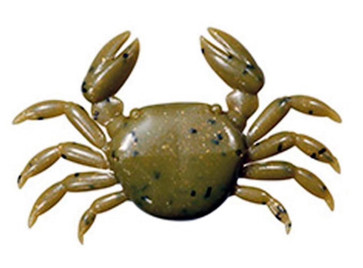 Приманка Marukyu Power Crab M Green