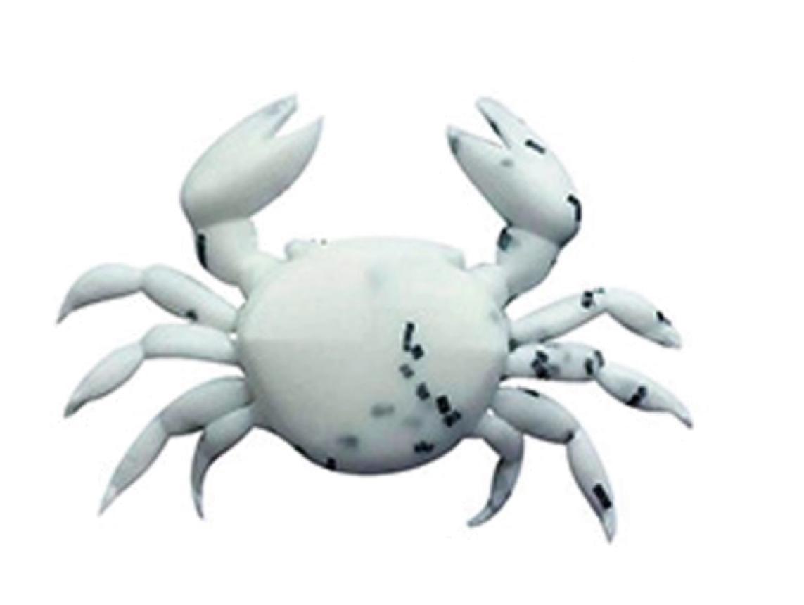 Приманка Marukyu Power Crab M White