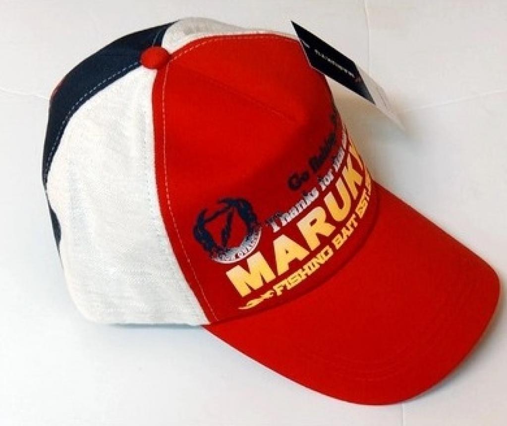 Кепка Marukyu красный